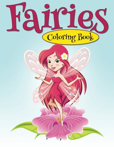 fairy coloring - 9