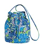 Vera Bradley Quick Draw in Doodle Daisy, Bags Central