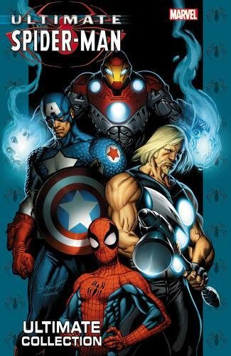 Ultimate Spider-Man Ultimate Collection Vol. -