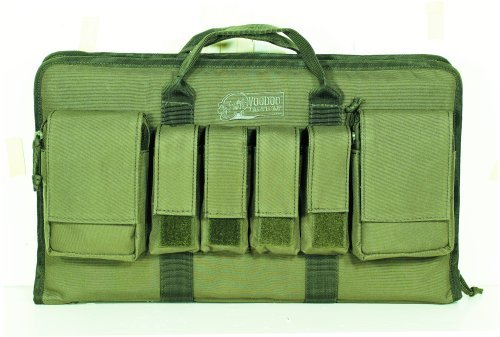 VooDoo Tactical 20-0098004000 Enlarged Pistol Case, OD, One Size (Best Case For Sub 2000)