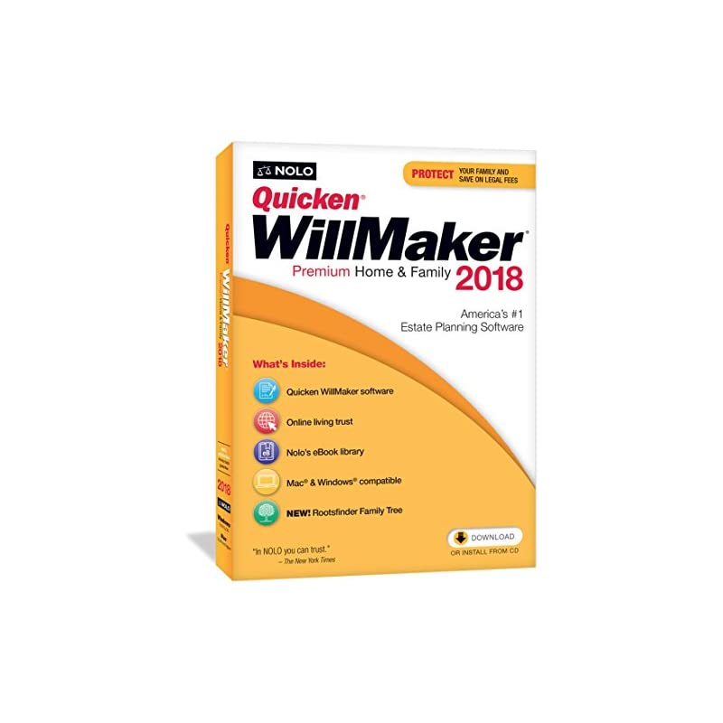 quicken-willmaker-premium-home-family