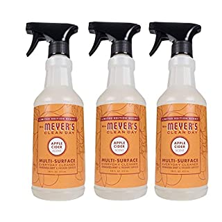 Mrs. Meyer's Multi-Surface Cleaner Apple Cider 16 OZ (Pack - 3)