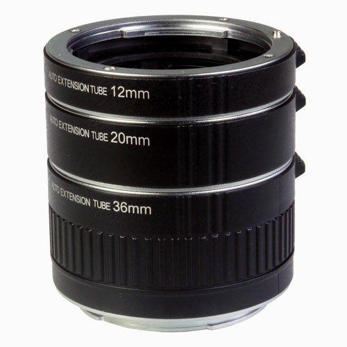 ProMaster Automatic Extension Tube Set for Nikon
