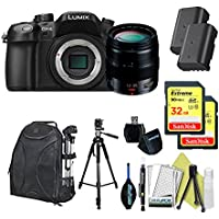 Panasonic LUMIX DMC-GH4 with 12-35mm Lens Kit 16.05MP Digital Single Lens Mirrorless Camera with 4K Cinematic Video + Pixi-Dual Battery-Charger Bundle Review Review Image
