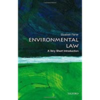 Environmental Law: A Very Short Introduction (Very Short Introductions)