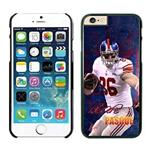 York Giants Bear Pascoe Black Case Cover For Apple Iphone 5C Cell Phone Case ONXTWKHC2886