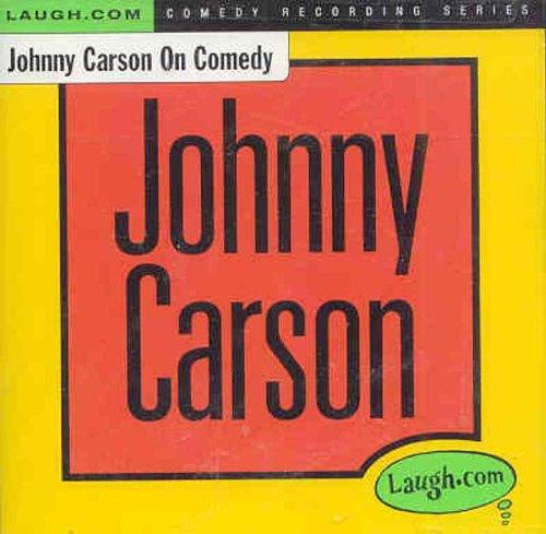 Johnny Carson On Comedy