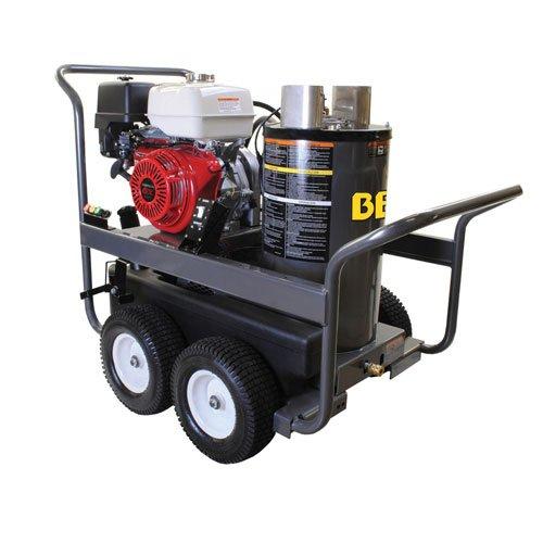 B E Pressure HW3513HAD Gas Hot Water Pressure Washer, AR ...
