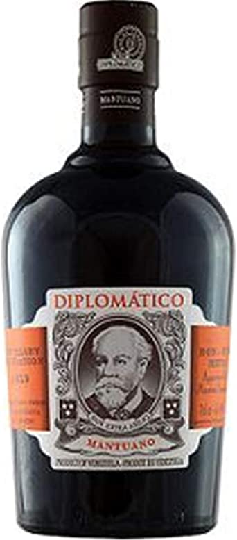Rum Diplomatico Mantuano 40 ° 70 cl 70 cl: Amazon.es ...