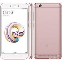 Smartphone Xiaomi Redmi 5A dual chip Android 7.1 Tela 5.0 16GB 4G Câmera 13MP (Rosa)