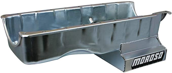 Moroso 20413 Oil Pan for Chevy Generation V//VI Big-Block Engines