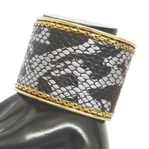 Leather Work Cuff Copper by pircosmetics