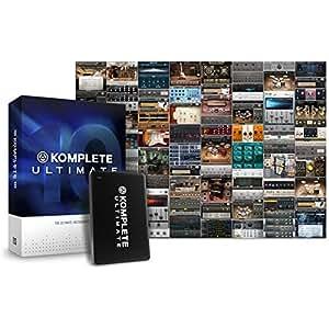Native Instruments Komplete 10 Ultimate - Paquete de instrumentos virtuales