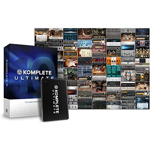 (Native Instruments Komplete 10 Ultimate Upgrade from Version 2 to 9)