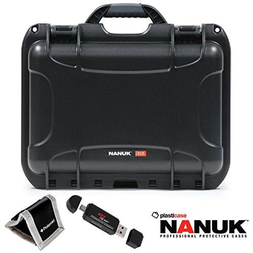 nanuk-915-hard-case-with-cubed-foam-black-polaroid-memory-card-wallet-and-ritz-gear-card-reader-writ