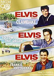 Clambake / Follow that Dream / Frankie and Johnny Triple Feature