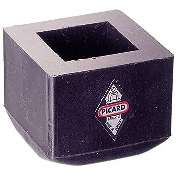 Picard 0000420-1500 Gummiaufsatz f/ür F/äustel 1500g