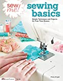This is the perfect book for anyone who wants to learn how to sew, or just needs a quick refresher course. Friendly and easy-to-follow directions will have you sewing with confidence, making repairs, and creating new garments from scratch. Fr...