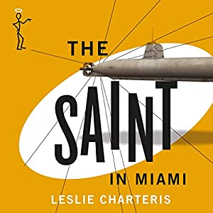 The Saint in Miami Audiobook