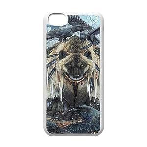 Ancient totem Phone Case For Iphone 5c TKOP738359