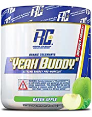 Ronnie Coleman Signature Series Yeah Buddy 30 Serve Pre-Workout Supplement