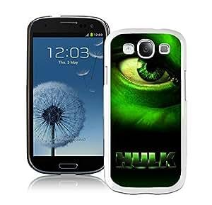 Hulk Case For Samsung Galaxy S3 i9300 White