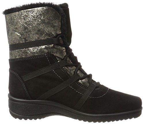 Boots Tex Gor Black Snow St München Schwarz Women's ara HwZOYqxU