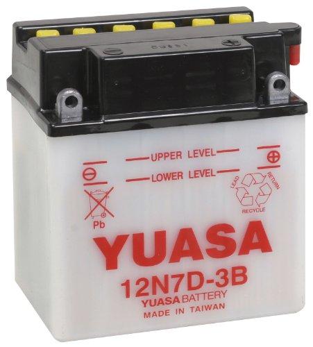 (Yuasa YUAM227DB 12N7D-3B Battery)