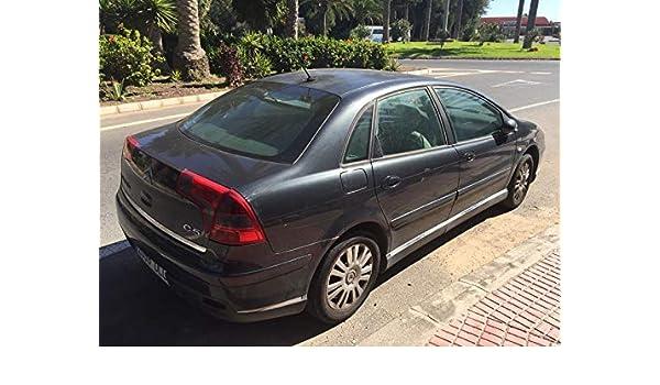 Amazon.es: Auto sol protección, Citroen C5 Limo sin Limpiaparabrisas Trasero Bj. 05 - 08 art. 52174 - 5