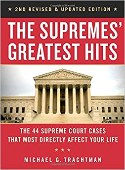 The Supremes Greatest Hits: The 45 Supreme Court Cases That Most Directly Affect Your Life