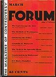 ernest preston edwards - THE FORUM Edward Block John Hyde Preston Ernest Jerome Hopkins FDR 3 1932