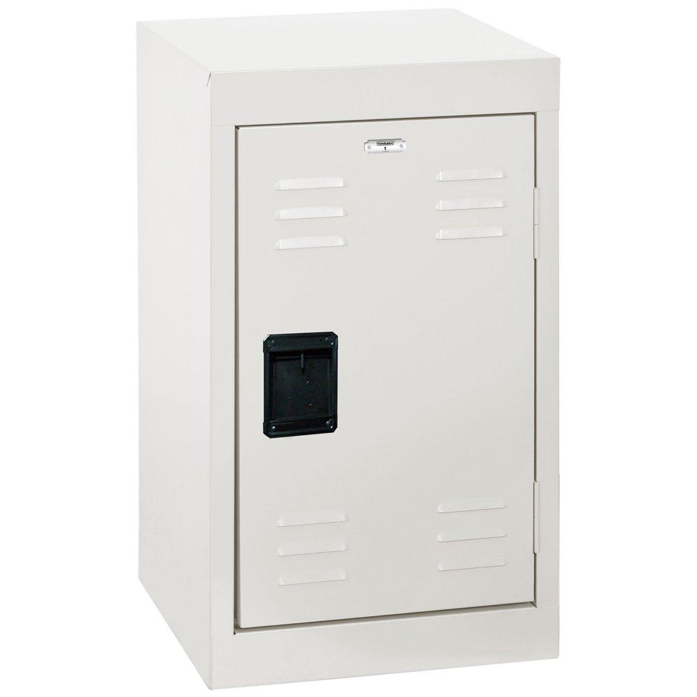 Sandusky Lee Kids Locker, LF1B151524-22 Single Tier Welded Steel Locker, 24'' by Sandusky