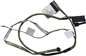 Z-one Screen Cable Compatible Dell Latitude E6540 Series HD+/FullHD LCD Video Screen Cable DC02C004400 DP/N 06G4WW