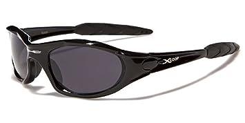 X-Loop Extreme Gafas de Sol - Deporte - Esqui - Ciclismo (Incluso Estuche, Funda - Vault Case)