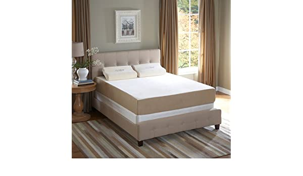 Amazon.com: Memory Foam Visco Mattress 10