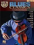 Violin Play-Along Volume 14: Blues Classics. Partitions, CD pour Violon, Voix