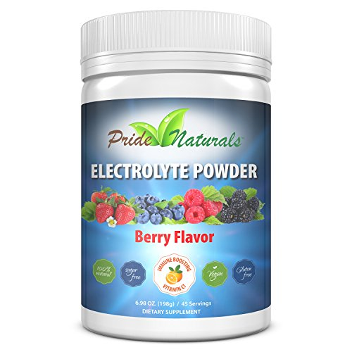Pride Naturals Electrolyte Drink Mix