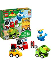 LEGO DUPLO My First Car Creations 10886 Building Blocks (34 Piece)
