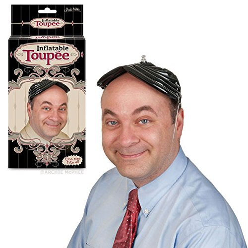 Accoutrements 12362 Inflatable Toupee