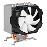 ARCTIC Freezer A11 – Silent 150 Watt CPU Cooler for AMD Sockets FM2 / FM1 / AM3+ / AM3 / AM2+ / AM2 with Improved 92 mm PWM Fan - Easy Installation - Professional MX4 Thermal Compound Included