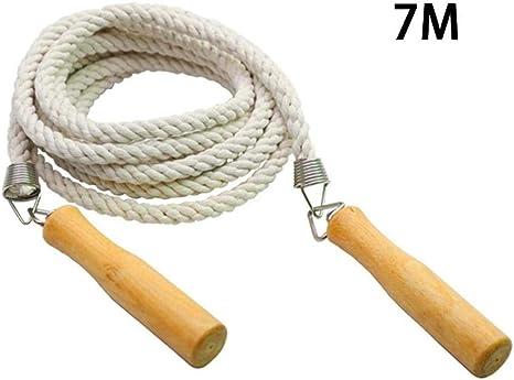 Cuerda de Saltar para niños Cuerda de Salto de algodón Ajustable ...