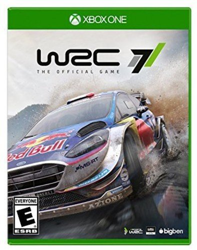 WRC 7 - Xbox One by Maximum Games