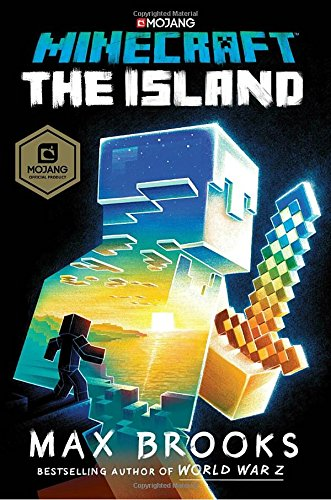 Minecraft Island Official Novel product image