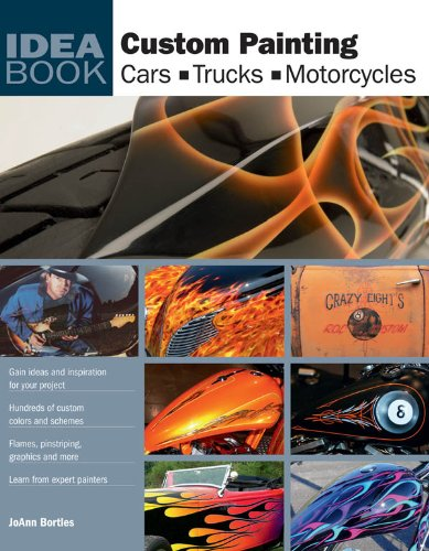 Custom Painting: Cars, Motorcycles, Trucks (Idea Book)