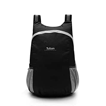 Durable Folding Packable Lightweight Travel Hiking Backpack Daypack