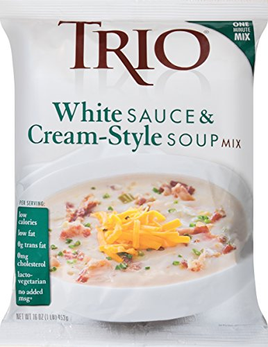 (Trio White Sauce & Cream-Style Soup Mix, 16-Ounce Units)