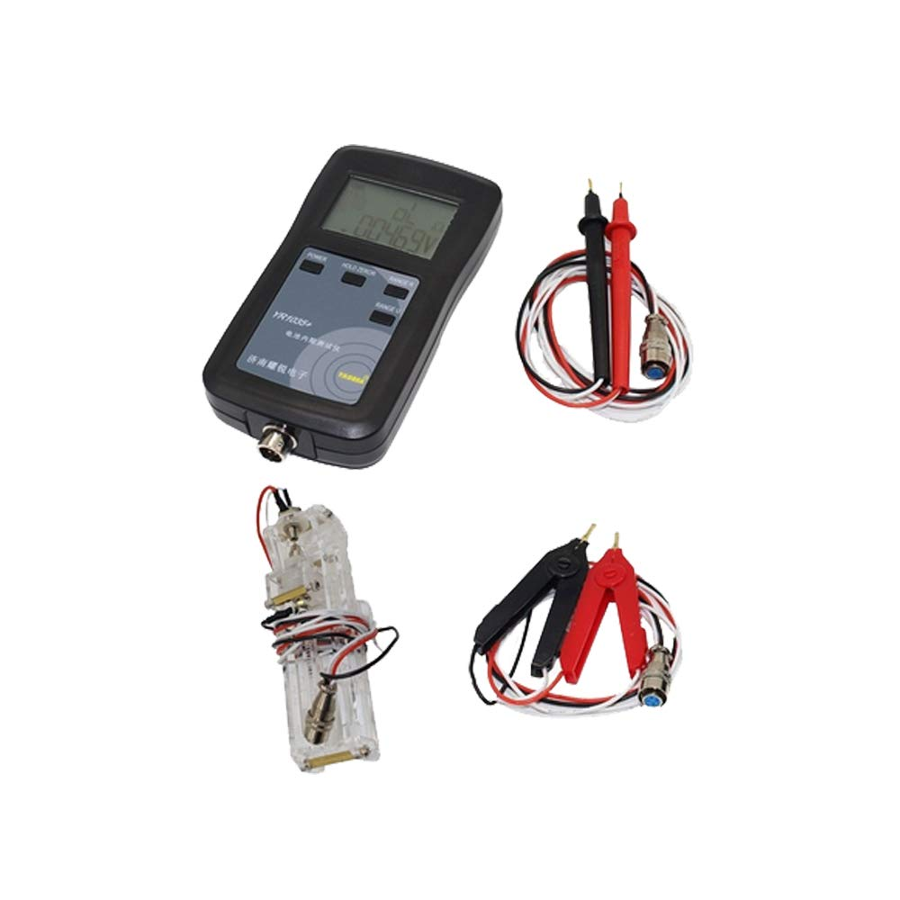 YR1035 4 Line High Precision Lithium Battery Internal Resistance Test Instrument Ni MH Ni Cd Button Battery Tester (Type D)