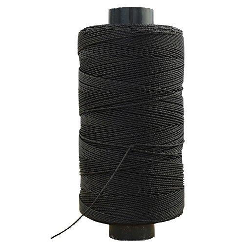 feeshow-nylon-cord-braided-string-twine-kite-line-fishing-serving-thread-bowstring-black