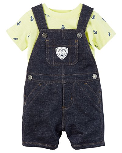 Carters Boys Overalls - 8