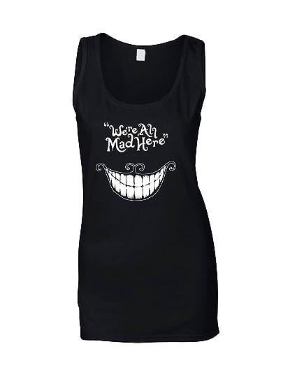 Camiseta para Mujer Verano Elegante Tops Impresión Patrón Chalecos Sin Mangas Slim Fit Sencillos Diario Blusas